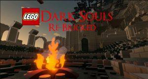 Crossover LEGO Dark Souls
