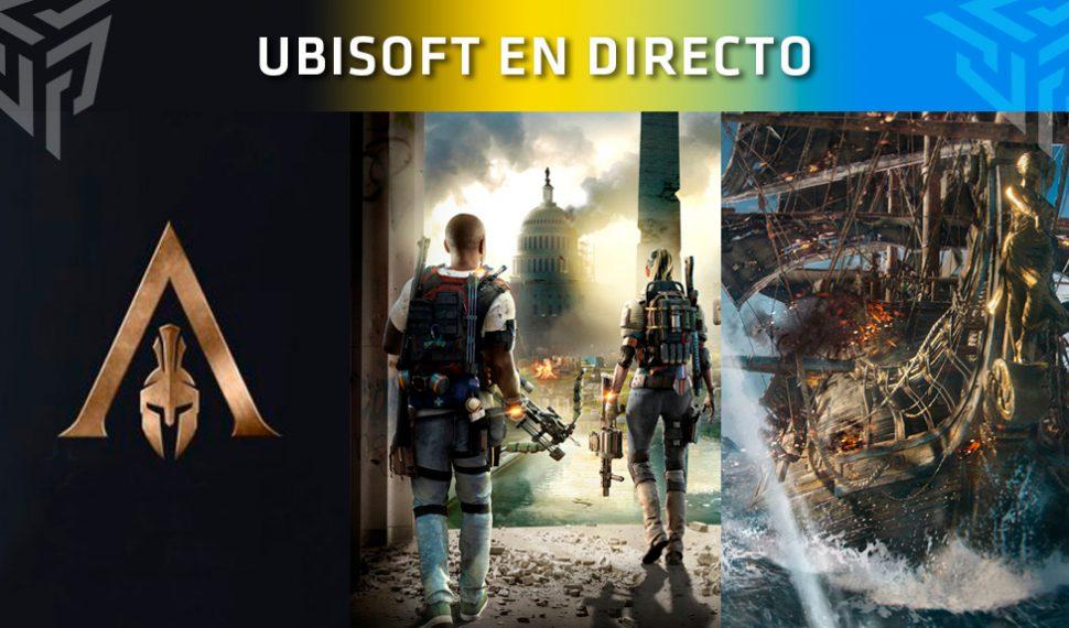 [E3 2018] Sigue con nosotros la conferencia de Ubisoft