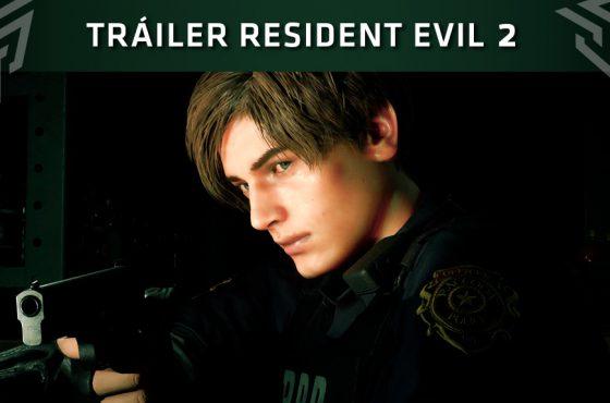 [E3 2018] Sony anuncia Resident Evil 2 con un espectacular tráiler