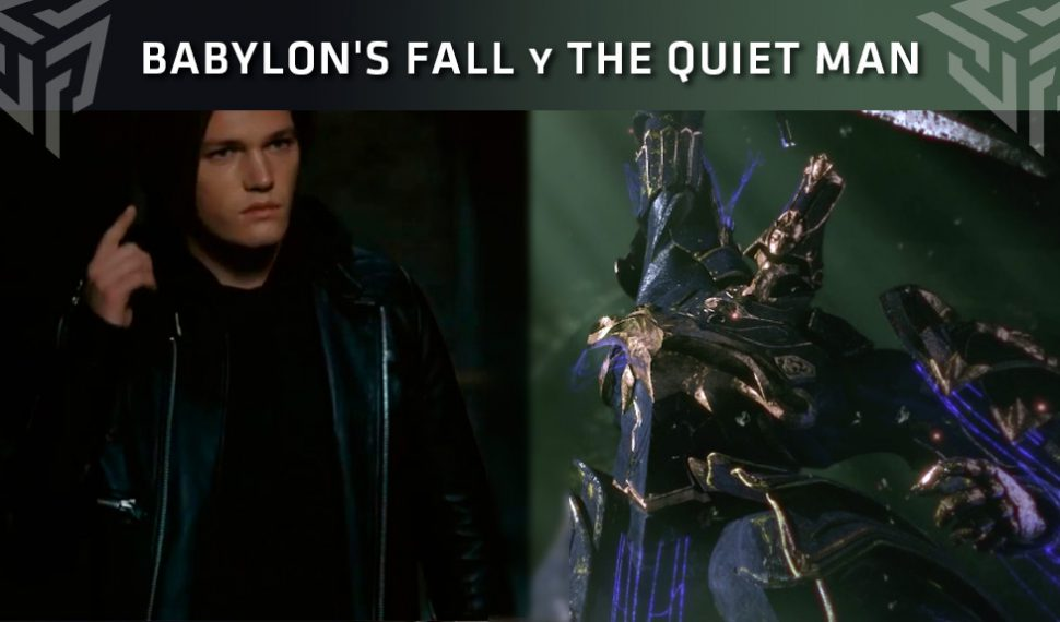 [E3 2018] Square Enix revela Babylon's Fall y The Quiet Man