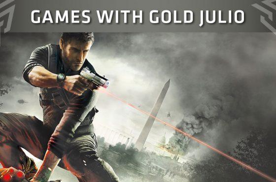 Xbox Live Gold Enero Juegos Gratuitos Del Mes