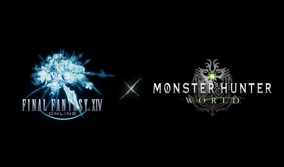 Tendremos crossover entre Monster Hunter World y Final Fantasy XIV