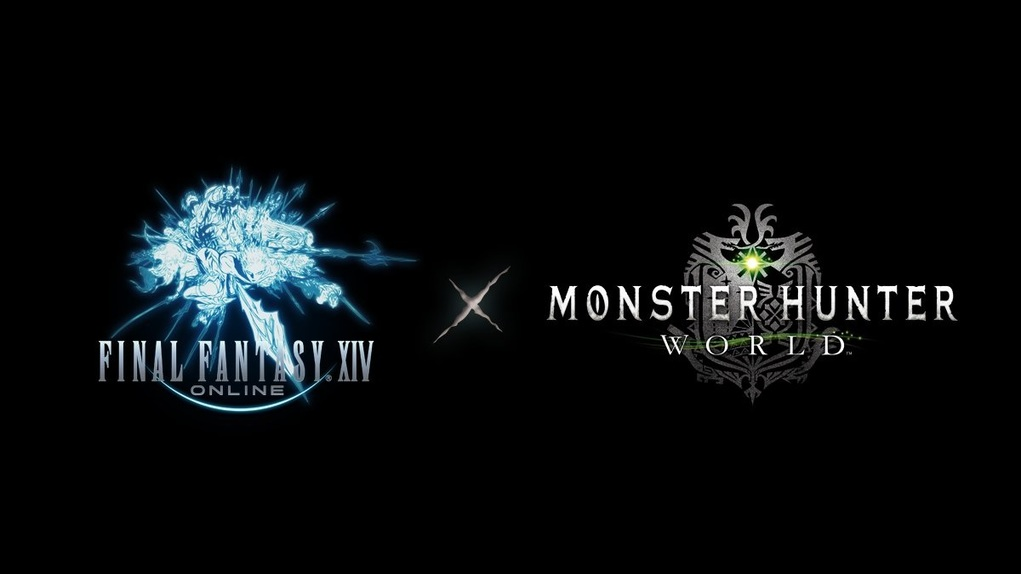 Final Fantasy XIV Monster Hunter World