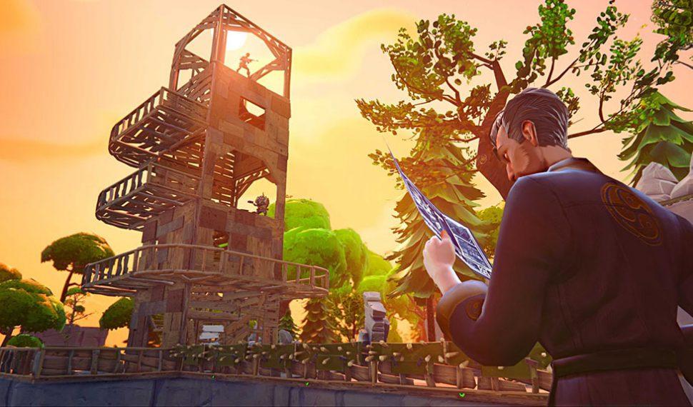 Nuevos cambios y actualizaciones de Fortnite