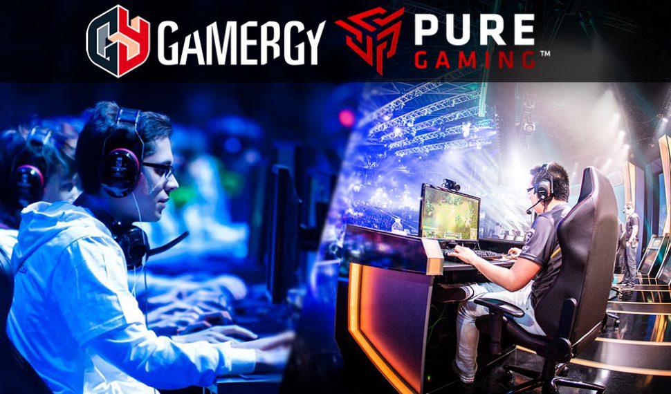 PureGaming vuelve a la Gamergy 2018 con grandes torneos