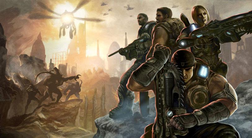 Gears of War E3 2018
