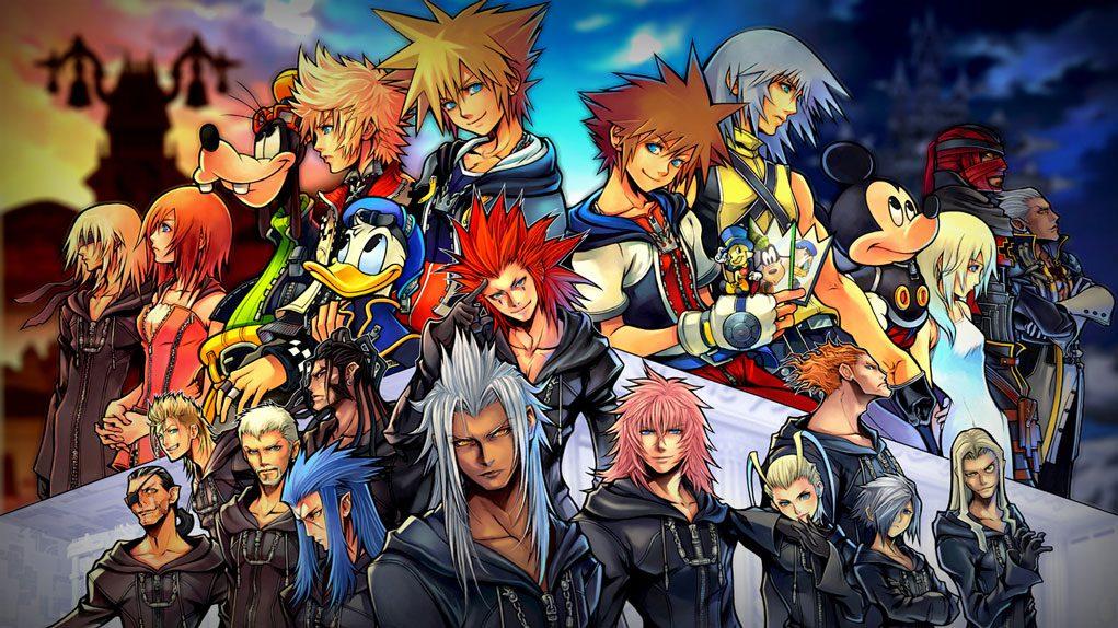 Vídeos Resumen Kingdom Hearts 3