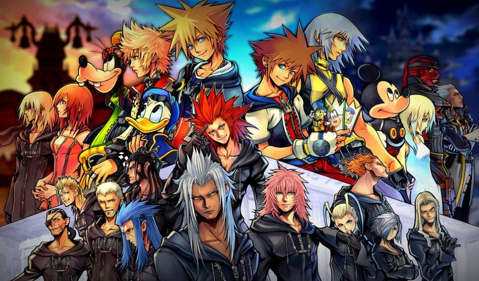 Square Enix publicará una serie de vídeos que resumirán lo acontecido antes de Kingdom Hearts 3