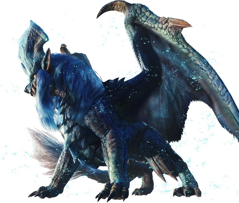Lunastra Monster Hunter World