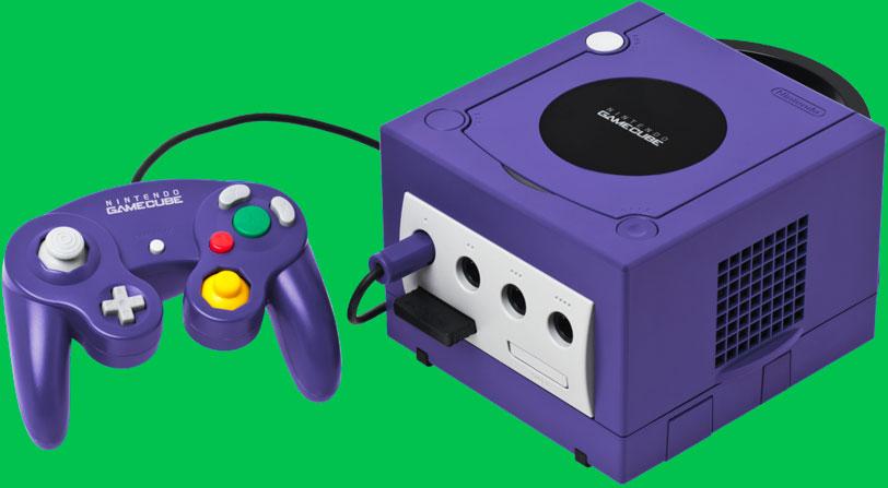 Mando GameCube Nintendo Switch