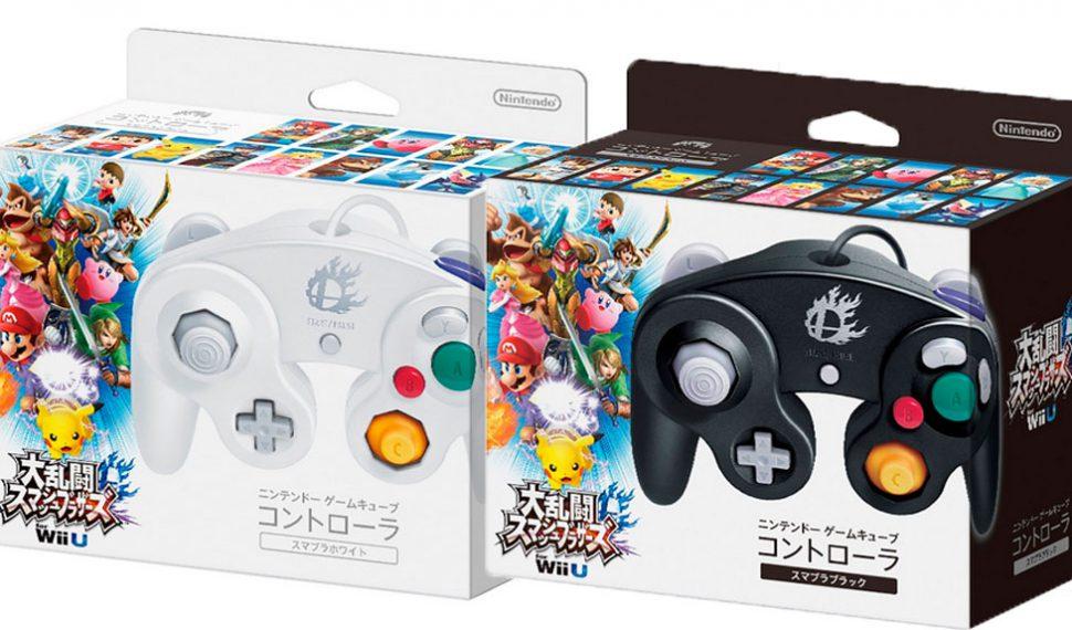 Así son los mandos de GameCube que llegarán a Nintendo Switch