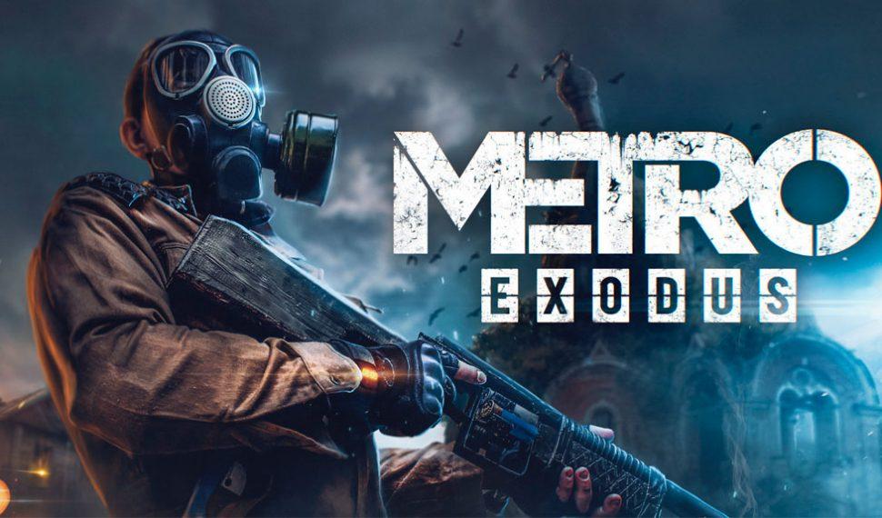 [E3 2018] Nuevo tráiler y fecha de lanzamiento para Metro Exodus