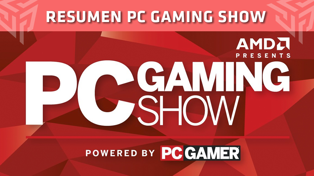Conferencia PC Gaming Show E3 2018