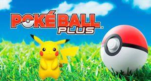 Pokeball plus características