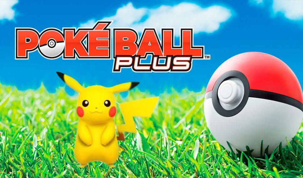 Pokémon Let's Go: características de PokéBall Plus
