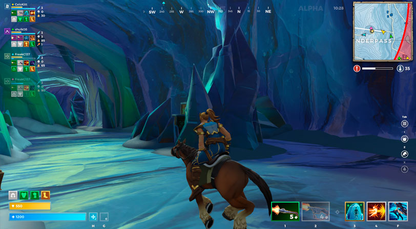 Realm Royale salida anticipada
