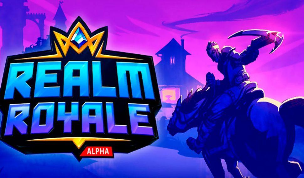 Realm Royale, el nuevo Battle Royale de Steam que se encuentra en acceso anticipado