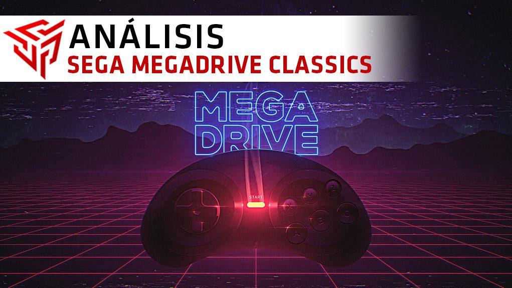 analisis sega megadrive classics