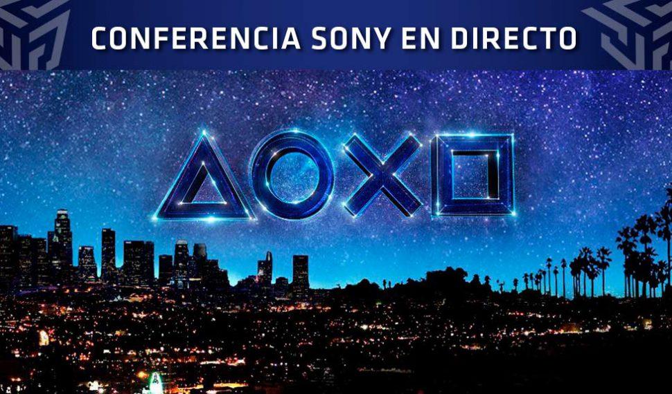 [E3 2018] Sigue con nosotros la conferencia de Sony en directo