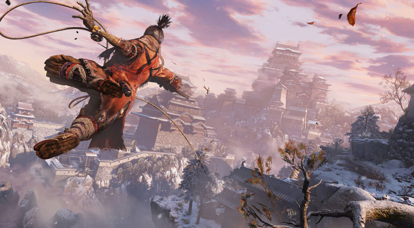 Sekiro Shadows Die Twice Dark Souls