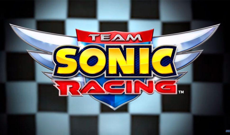 Anunciado nuevo juego de Team Sonic Racing