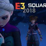 E3 2018 conferencia square enix