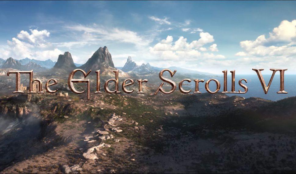 [E3 2018] Bethesda revela el primer teaser de The Elder Scrolls VI
