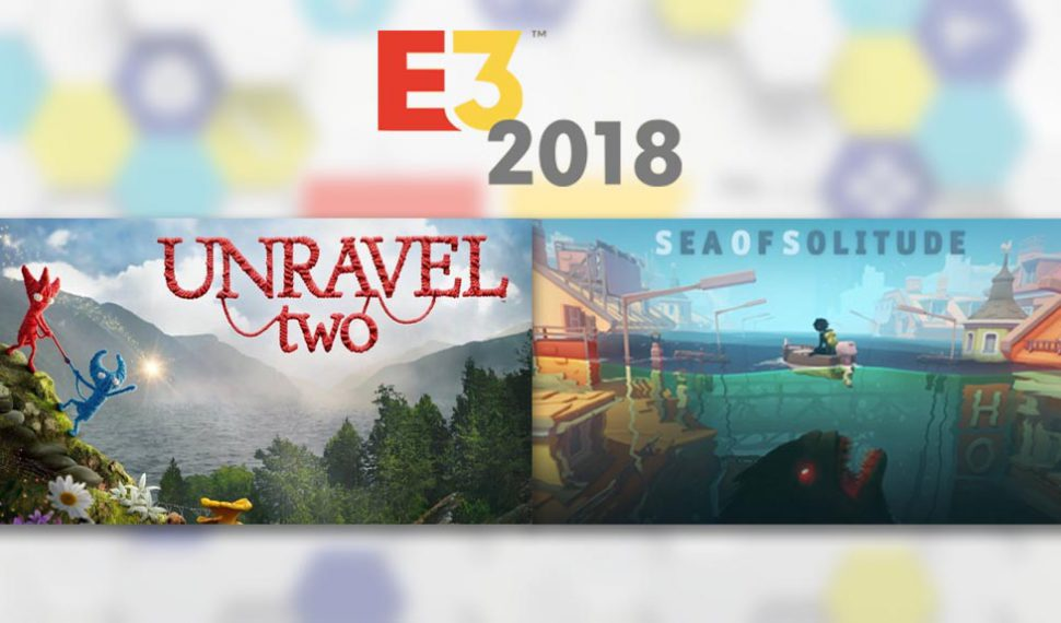 "[E3 2018] EA PLAY nos sorprende con ""Unravel 2"" y ""Sea of Solitude"""