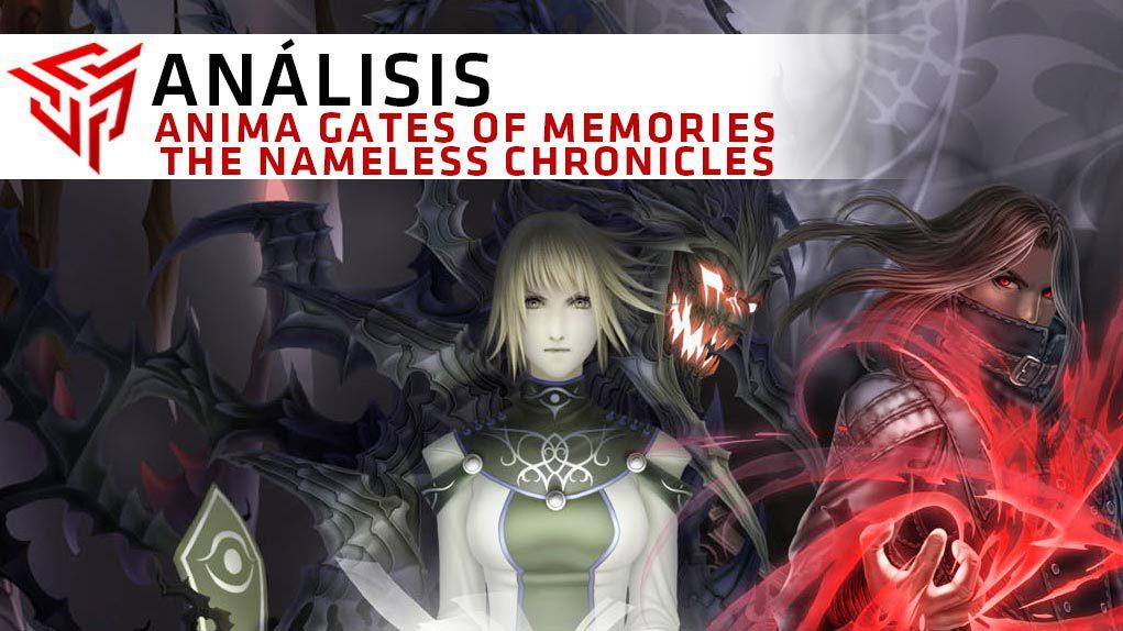 Analisis Anima Gate of Memories The Nameless Chronicles