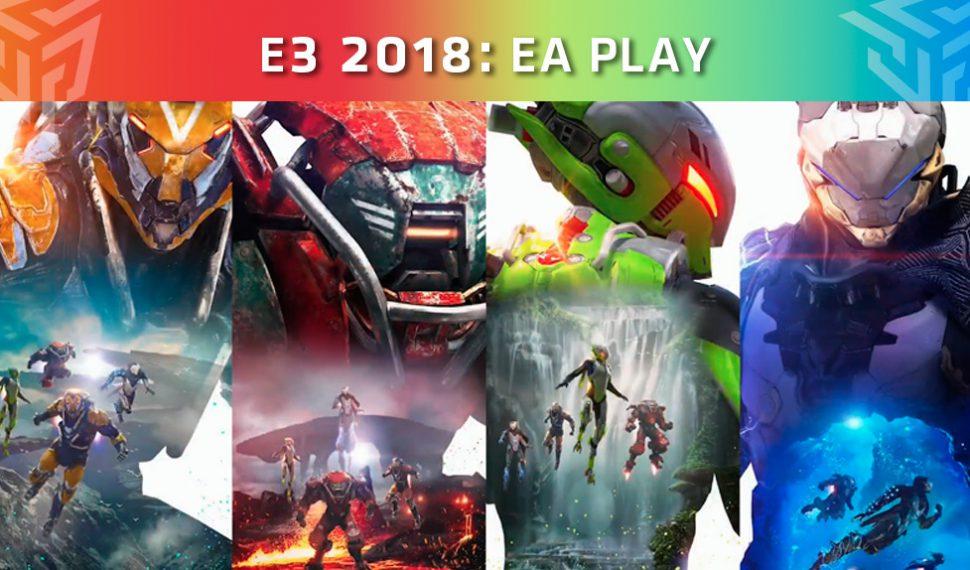 [E3 2018] EA presenta Anthem: Gameplay y nueva información