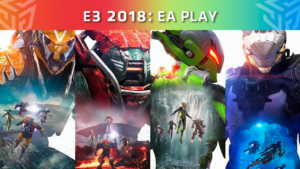 gameplay anthem e3 2018