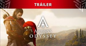 trailer gameplay assassins creed odissey