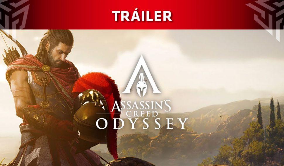 [E3 2018] Assassin's Creed Odissey muestra su primer tráiler, gameplay y confirma fecha de lanzamiento