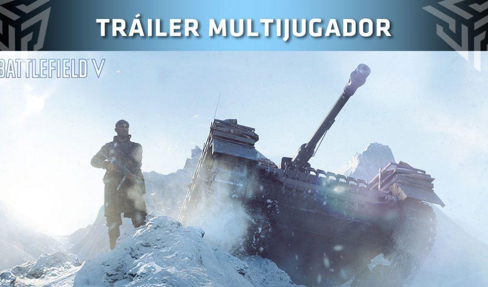 [E3 2018] Battlefield V muestra su tráiler multijugador y confirma modo Battle Royale