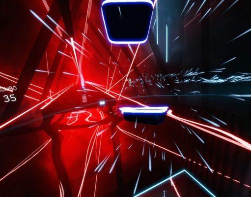 Beat Saber PlayStation VR