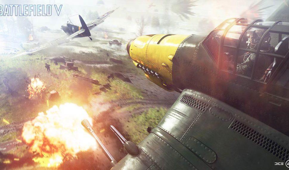 Los requisitos mínimos revelados por Origin para jugar a Battlefield V eran incorrectos