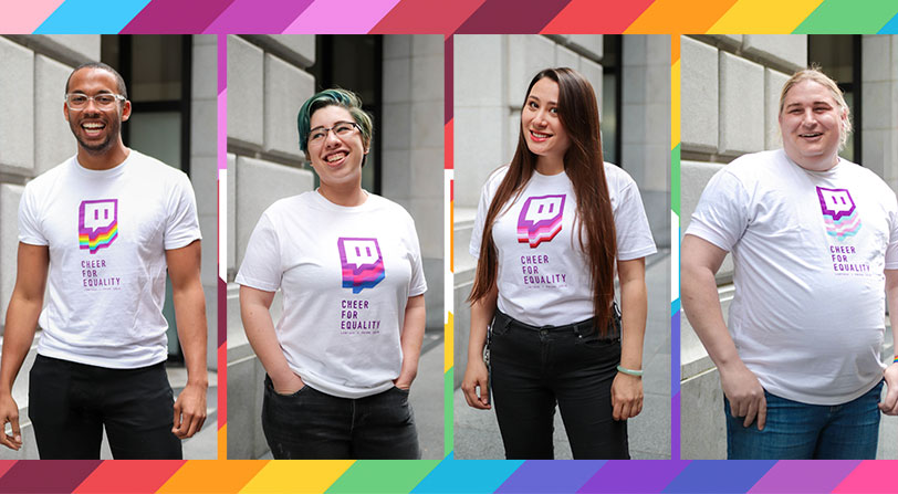 recompensas orgullo gay twitch