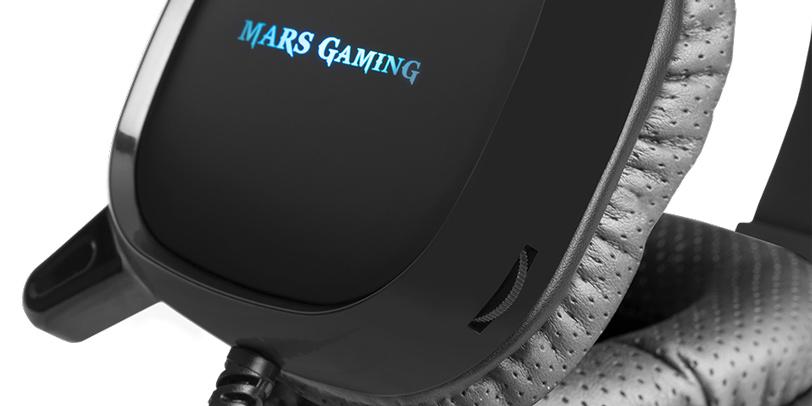 Cascos MH218 Mars Gaming