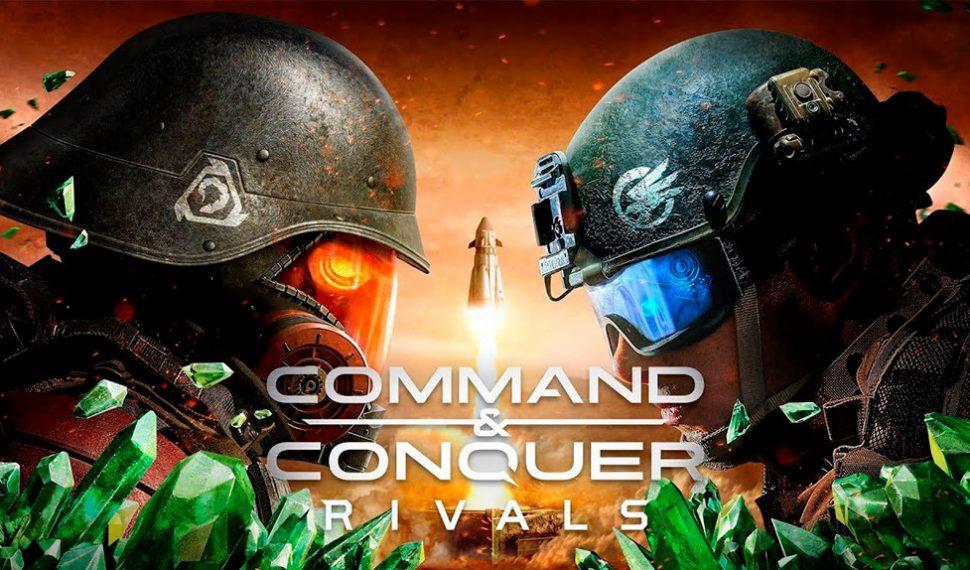 [E3 2018] Electronic Arts presenta Command and Conquer: Rivals, un juego de estrategia para móviles