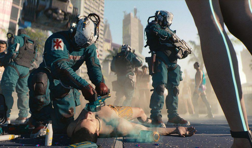 Cyberpunk 2077 será un juego de rol en primera persona