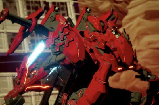 [E3 2018] Nintendo sorprende con un tráiler de Daemon X Machina para Nintendo Switch