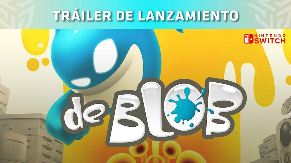 trailer fecha lanzamiento de blob switch