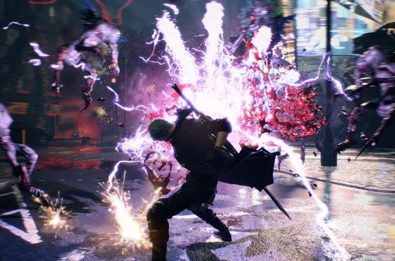 [E3 2018] Devil May Cry 5 saldrá a la venta antes de abril de 2019
