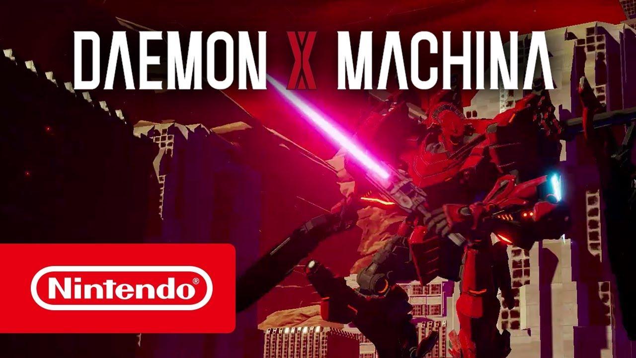 Daemon x machina Nintendo