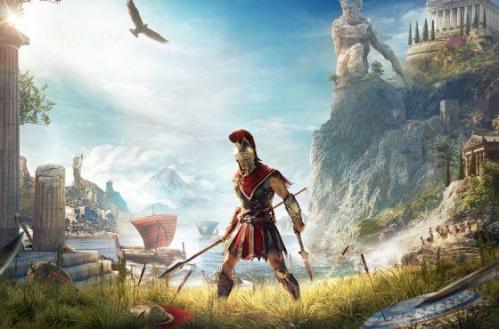 El mapa de Assassin's Creed Odyssey podría ser mucho más grande con respecto a Origins