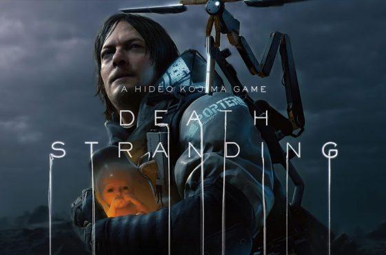 [E3 2018] Hideo Kojima confirma que Death Stranding estará en el E3 2018