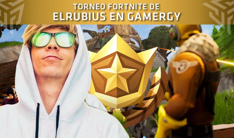 Resultados del torneo de Fortnite de ElRubius en Gamergy