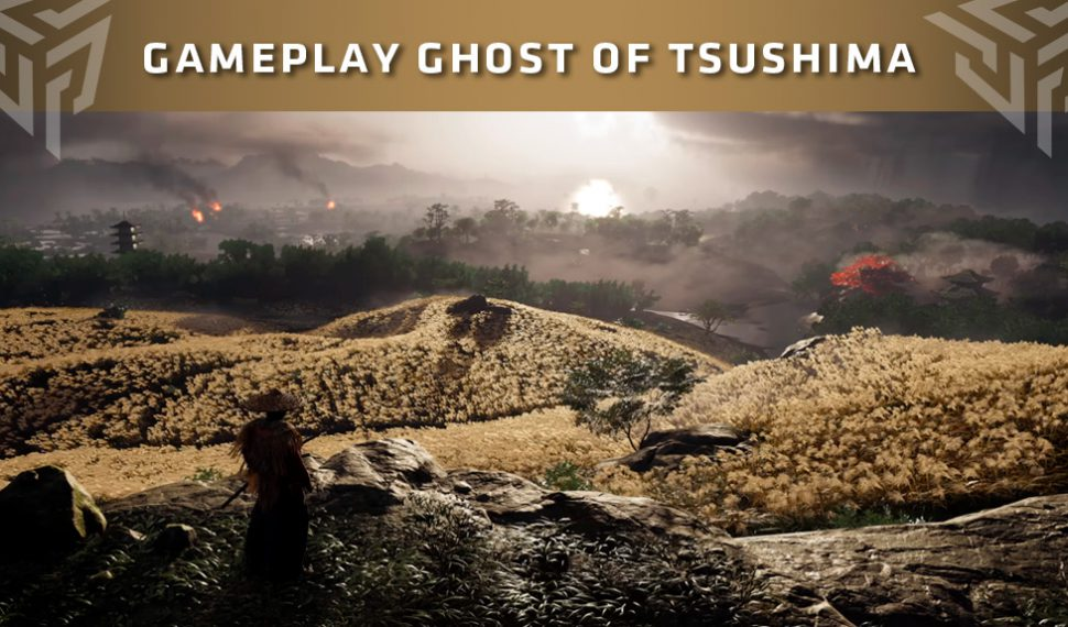 [E3 2018] Ghost of Tsushima, Sony presenta un nuevo gameplay