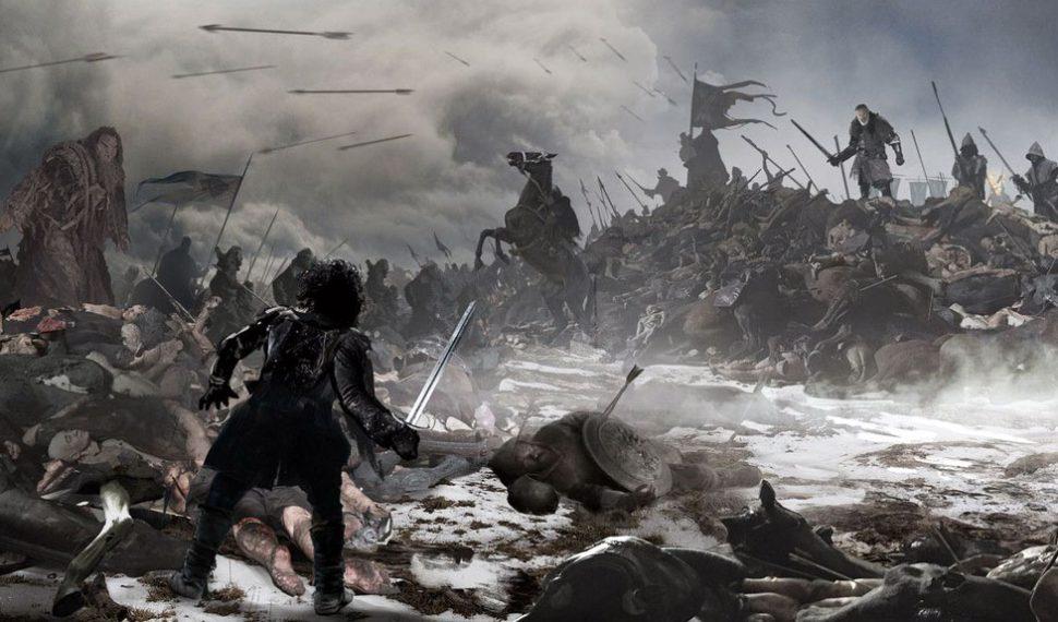 La nueva temporada de Juego de Tronos contará con la mayor batalla de la serie