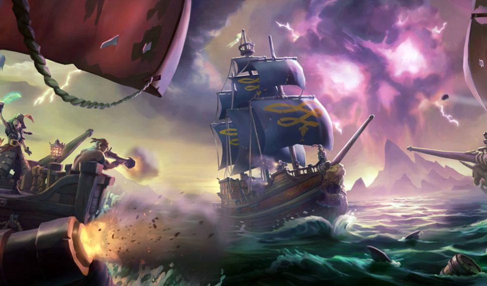 Sea of Thieves supera todas las expectativas de Rare y Microsoft